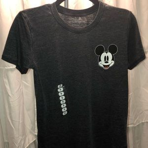 Mickey Mouse gray shirt. Brand new with tags.